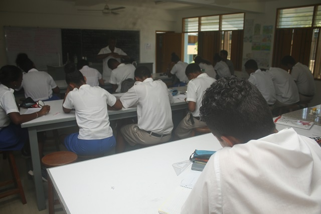 Caritas Seychelles seeks donations to help more students prepare for international exams