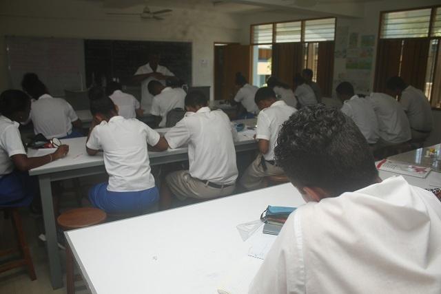 Caritas Seychelles recherche des dons pour aider davantage d'étudiants à se préparer aux examens internationaux