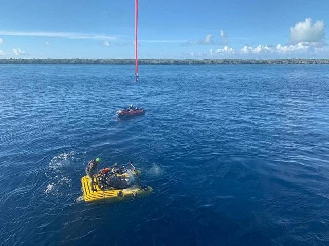 Deep-sea researchers in Seychelles battling bad weather, high-tech equipment challenges