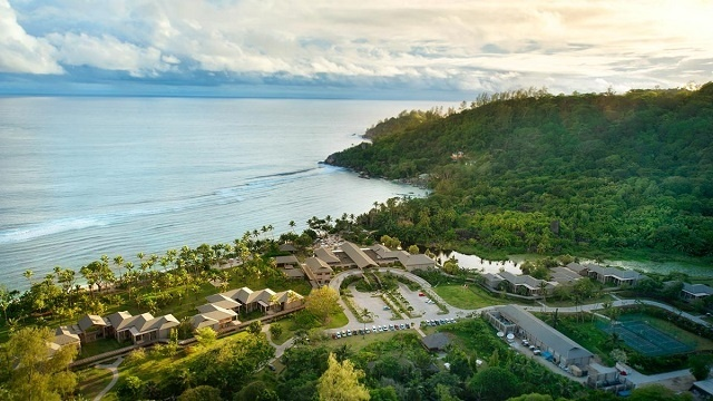Kempinski Seychelles earns another environmental accolade for 'greening' its resort