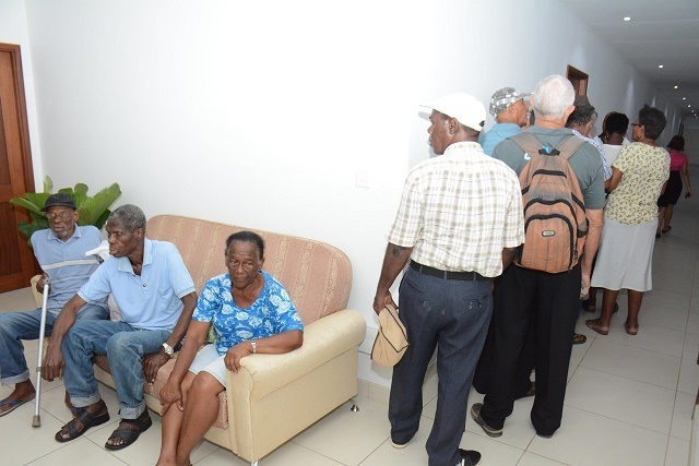 As the island nation ages, Seychelles eyes Sweden's standard of care for the elderly