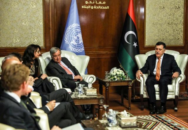 Libya in chaos since 2011 overthrow of Kadhafi