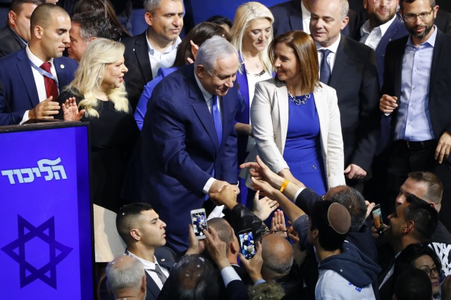Netanyahu on clearer path to victory in close Israel vote: exit polls