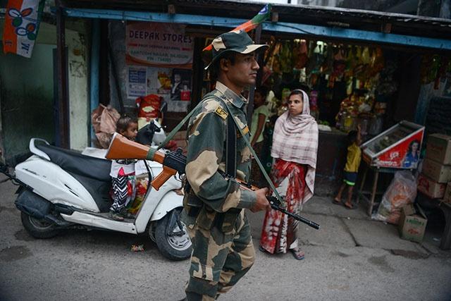 Elections en Inde : une attaque maoïste contre un convoi électoral fait 5 morts