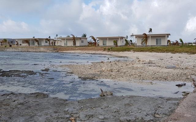 3 years after devastating storm, major infrastructures on Seychelles' island of Farquhar have been rebuilt