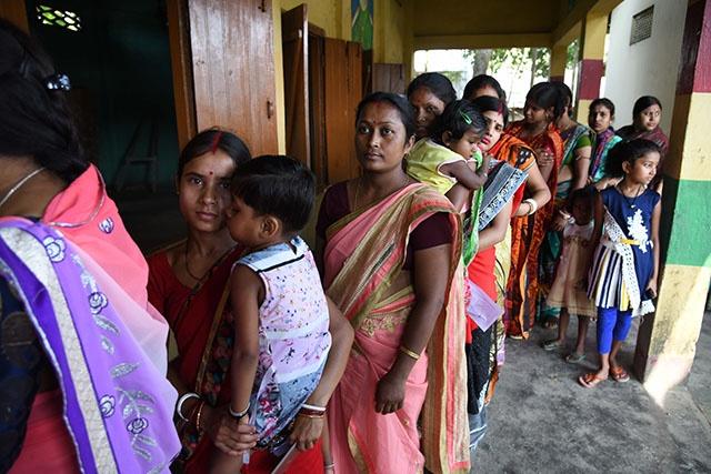 """""""Chaque vote compte"""" : début en Inde des plus grandes élections de l'Histoire"""