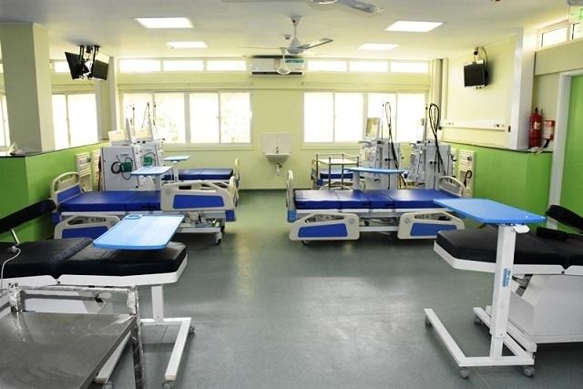 L'hôpital des Seychelles élargit ses services de dialyse pour accueillir d'autres patients