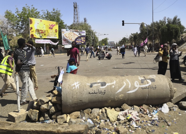 New UN Envoy To Work With African Union On Sudan Crisis