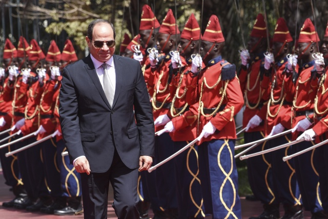 Egypt MPs back constitution changes to extend Sisi rule: state media