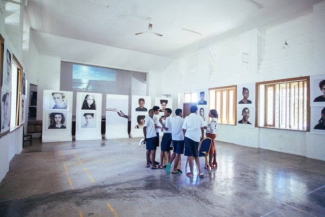 Russian photographer captures portraits of 12 Seychellois youth for global project