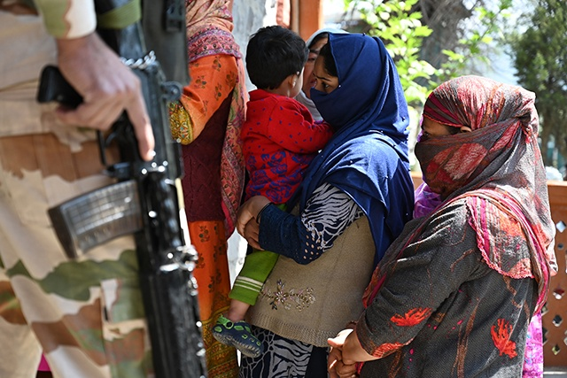 Inde: deuxième phase de vote des élections législatives