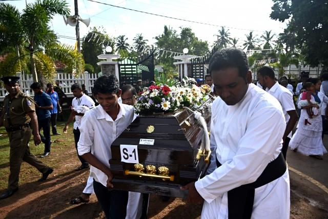 Sri Lanka falls silent for victims of Islamist attack