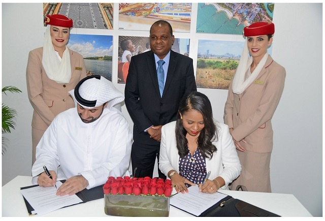 Emirates Airline, Seychelles Tourism Board renew an agreement to promote island nation