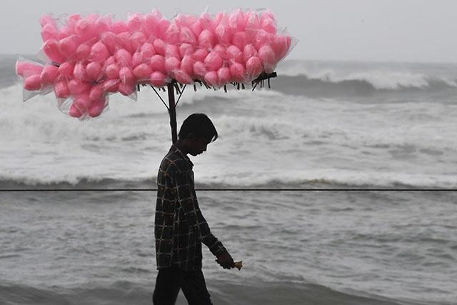 Le cyclone Fani touche terre dans l'est de l'Inde