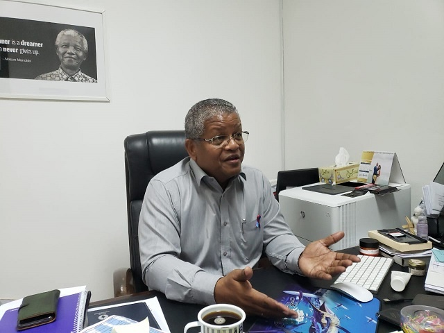 Opposition leader of Seychelles gearing up for presidential run next year