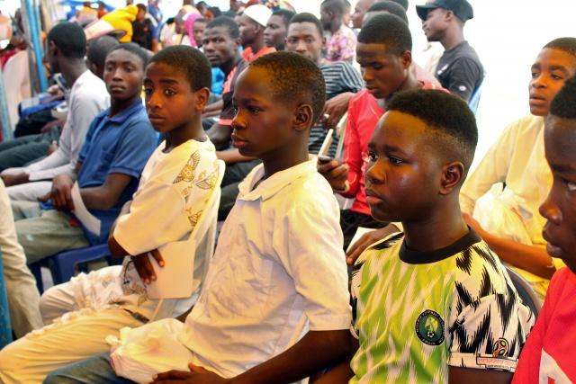Anti-Boko Haram militia frees 900 children in Nigeria: UN