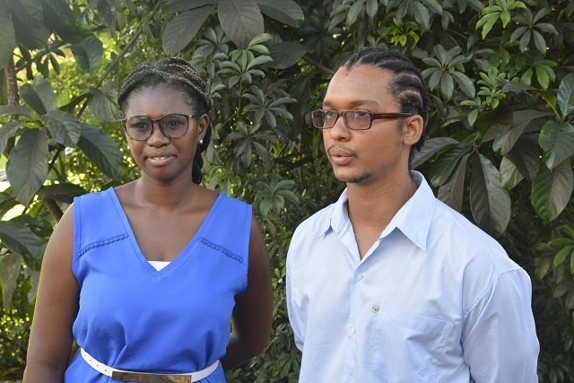 2 Seychellois return from a mission to a land the modern world has not yet found