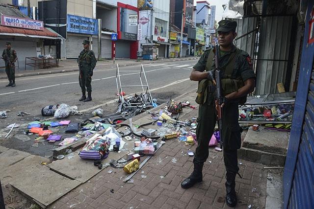 Sri Lanka: un homme meurt lynché au cours de violences antimusulmanes