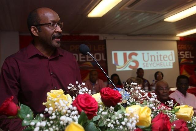 Entretien avec le vice-président Meriton: United Seychelles a pris du recul pour reconstruire
