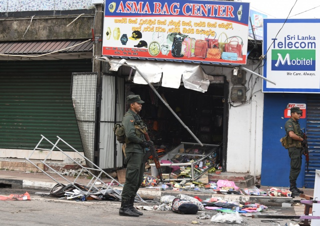 Arrests, new curfews in Sri Lanka after anti-Muslim riots