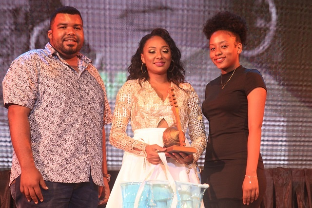 Mia, Extra Big named best artists in Seychelles at Takamaka Music Awards