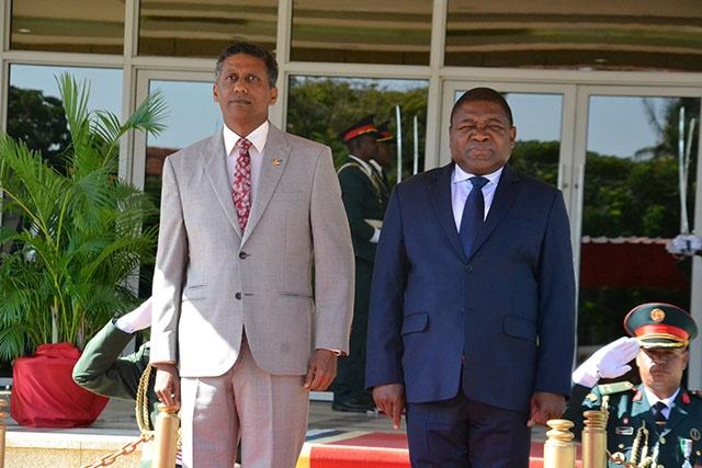 Les Seychelles et le Mozambique signent 3 accords de coopération lors de la première visite d'État d'un dirigeant seychellois