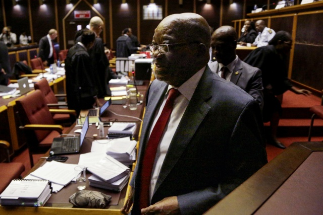 S.Africa ex-president Zuma back in court over graft charges