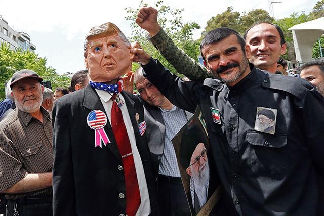 L'escalade entre l'Iran et les Etats-Unis