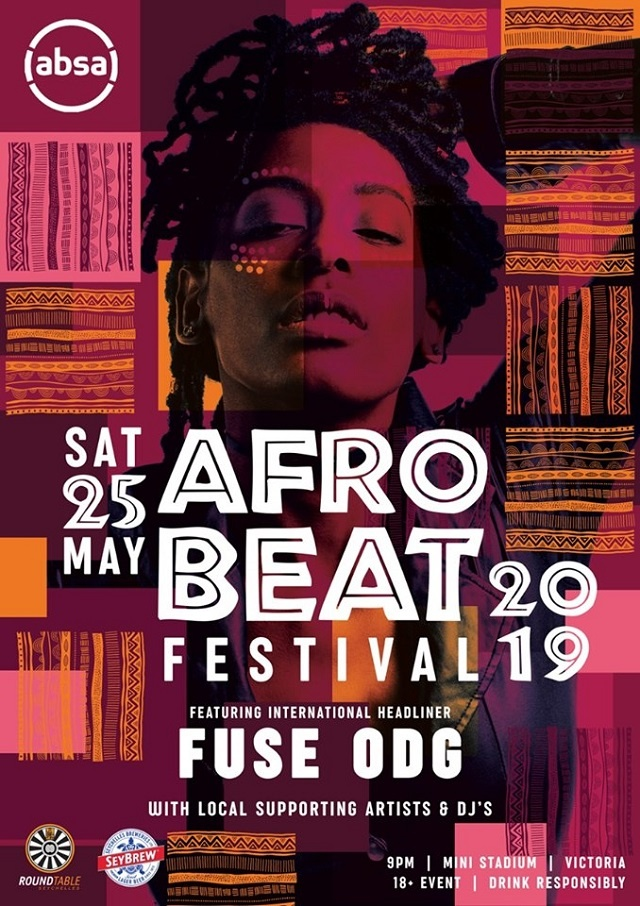 Afrobeat festival this weekend in Seychelles' capital will showcase Ghanaian musician