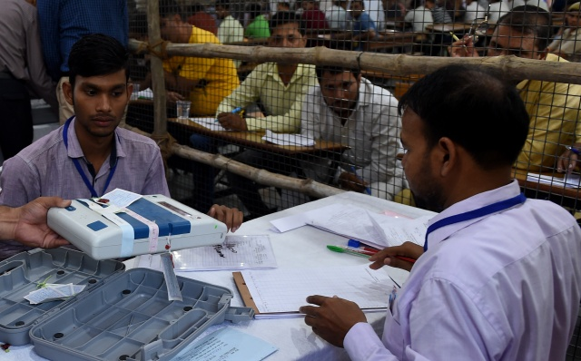India awaits results from world's biggest election