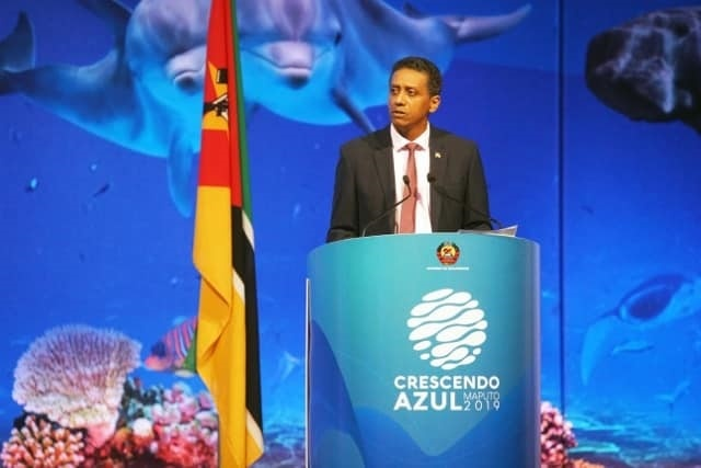 Ocean is beating blue heart of planet, Seychelles' president tells Blue Economy conference in Mozambique