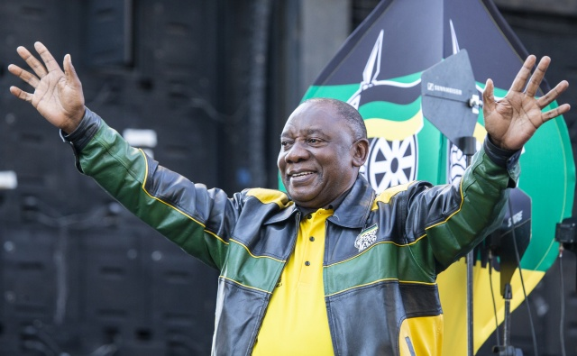 Ramaphosa to be sworn in as president of South Africa