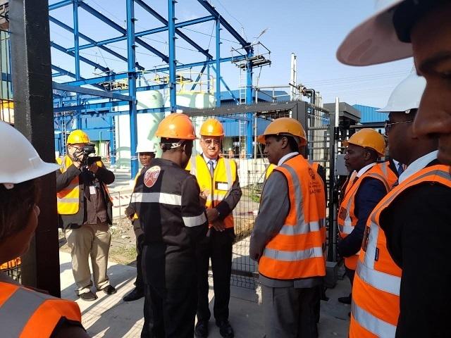 Les Seychelles devraient passer à la production d'électricité au gaz naturel liquéfié dans le cadre d'un accord avec le Mozambique