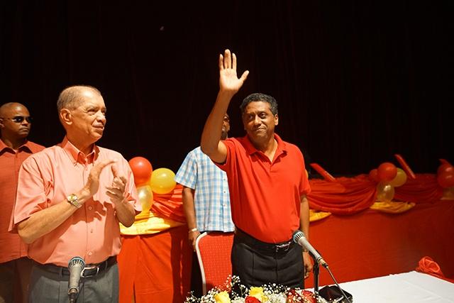 Danny Faure candidat aux prochaines élections présidentielles aux Seychelles