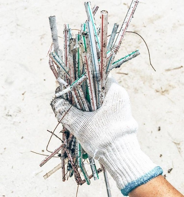 No more plastic straws: Ban comes into full force in Seychelles