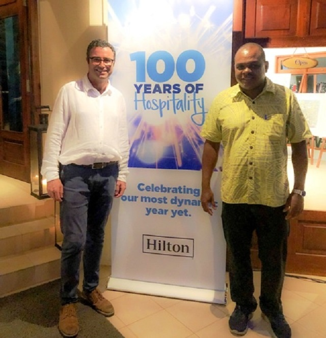 100 years of Hilton celebrated in Seychelles (where the brand is still in its youth)