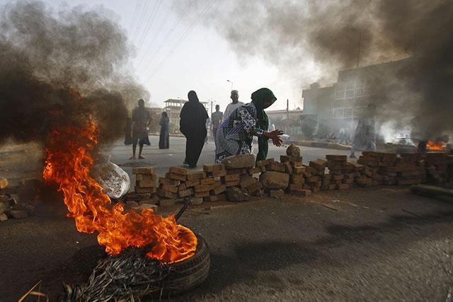Soudan: plus de 35 morts dans la dispersion du sit-in à Khartoum
