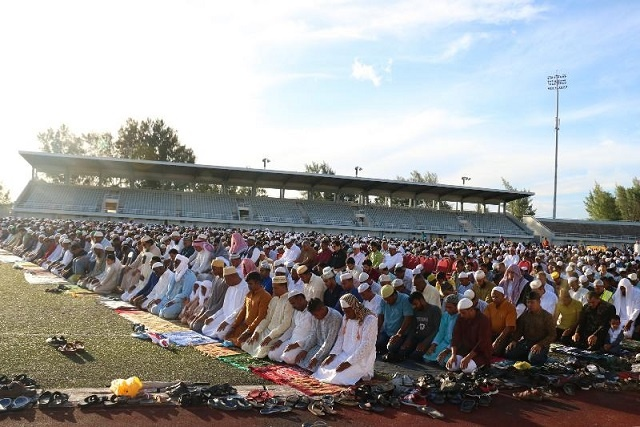 Month of fasting over, Islamic community in Seychelles celebrates Eid, reflects on peace, love