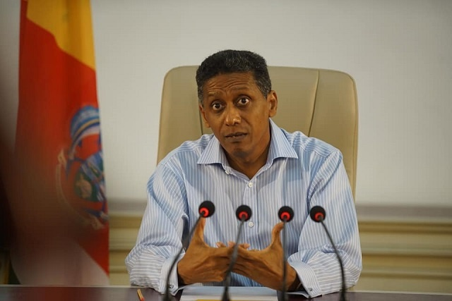 President of Seychelles speaks on overseas voting, salary increase, politics