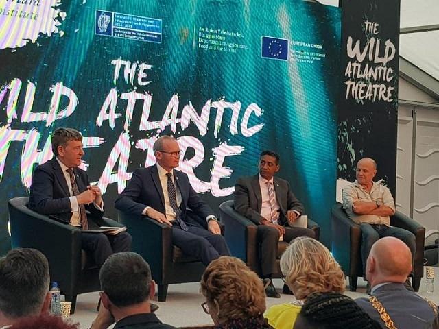 Le monde doit faire un effort collectif pour protéger les océans, déclare le président des Seychelles en Irlande