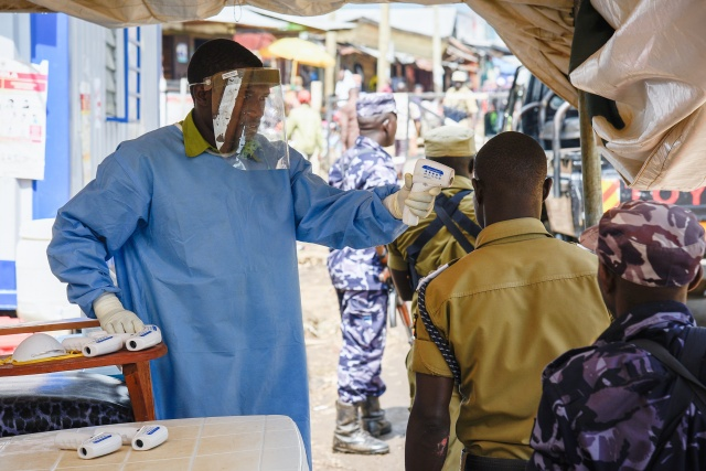 Uganda confirms Ebola case as virus spreads from DRCongo