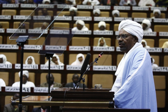 Sudan charges ousted leader Bashir with corruption: state media