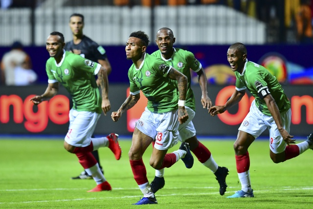 Madagascar claim first point at Cup of Nations