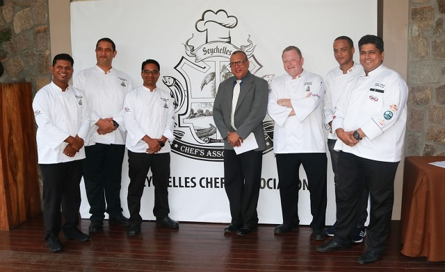 New association for chefs in Seychelles offers platform for advancement and growth