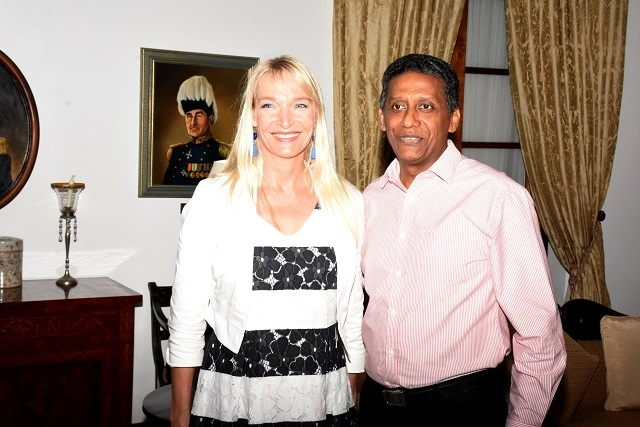 Outgoing EU Ambassador notes Seychelles' strong tuna exports to Europe