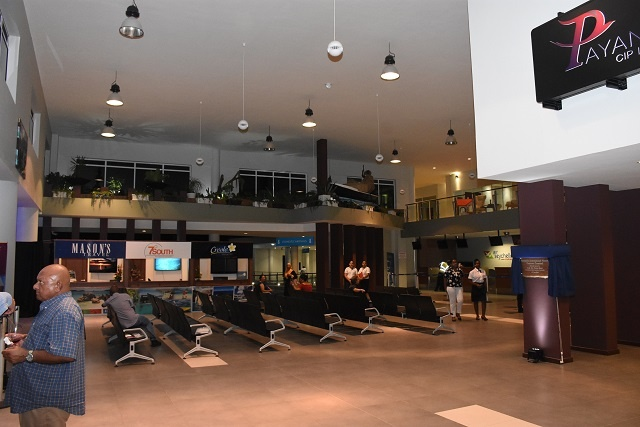 Seychelles' airport unveils $ 6 million upgrade to enhance customer experience