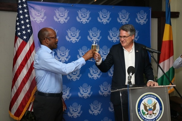 US Ambassador wants to see increased private-sector investment in Seychelles