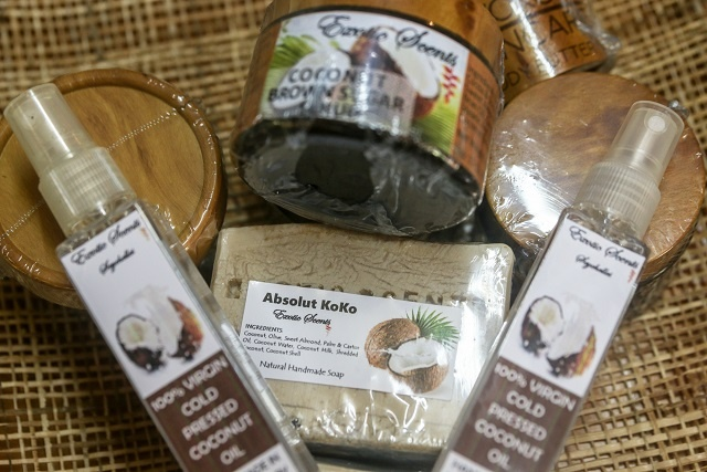 Absolute Koko: coconut takes centre stage in new skin care products from Seychelles