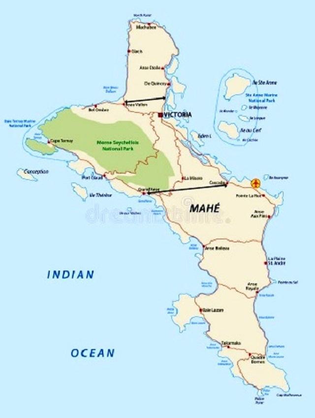 Deux tunnels proposés sur l'île principale des Seychelles sont réalisables, selon le rapport d'un expert externe