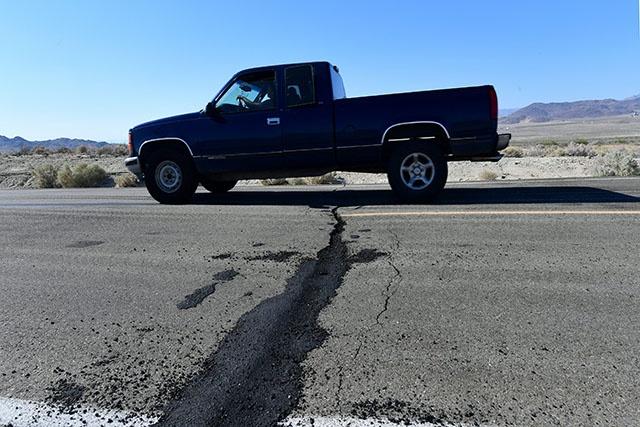 Le sud de la Californie secoué par son plus fort séisme depuis 1999